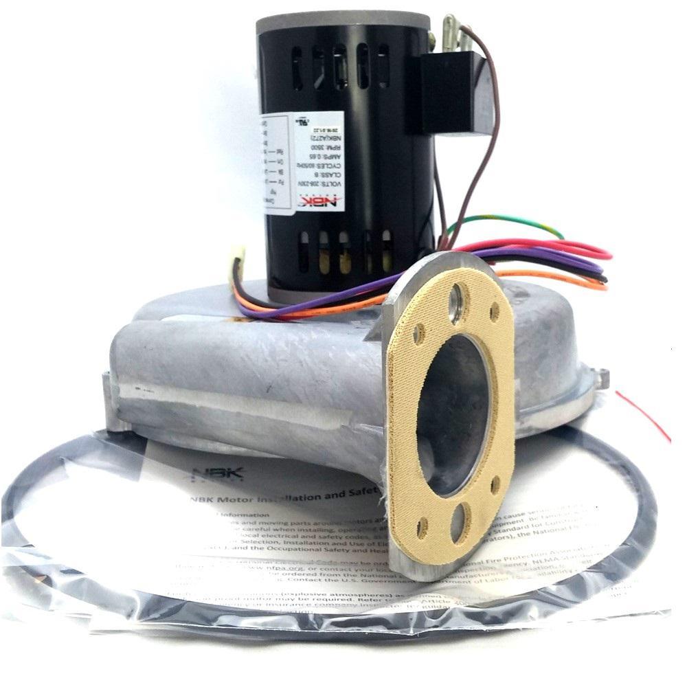 Nbk Motors 1 35 Hp Replacement Furnace Flue Exhaust Venter