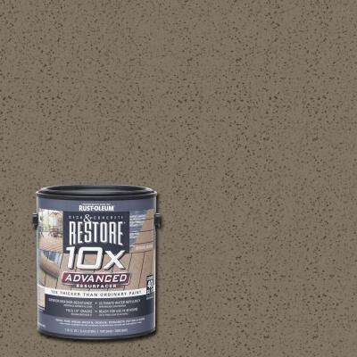 1 gal. 10X Advanced Winchester Deck and Concrete Resurfacer