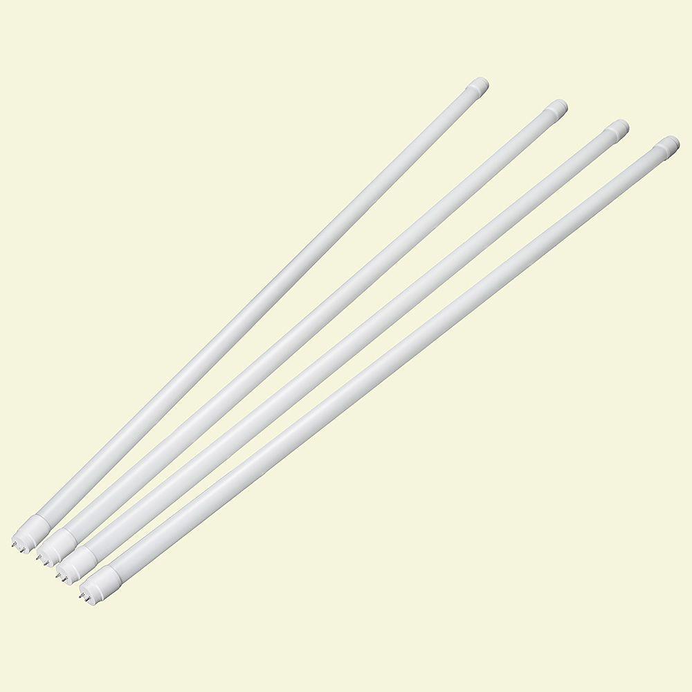 Eti White Led Retrofit Kit 5000k Bright Daylight S With Sockets 54296168 The Home Depot