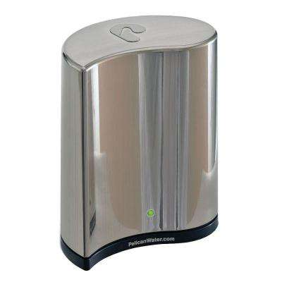 Premium Countertop Drinking Water Filtration and Purification System with Chrome Dispenser