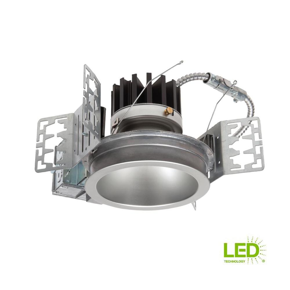 Portfolio Ld6b 6 In Integrated Led Recessed Ceiling Light Fixture Module Kit At 4000k