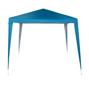 Click here to buy Everbilt BT 100 8 ft. x 8 ft. Blue Pole Connector Canopy by Everbilt.