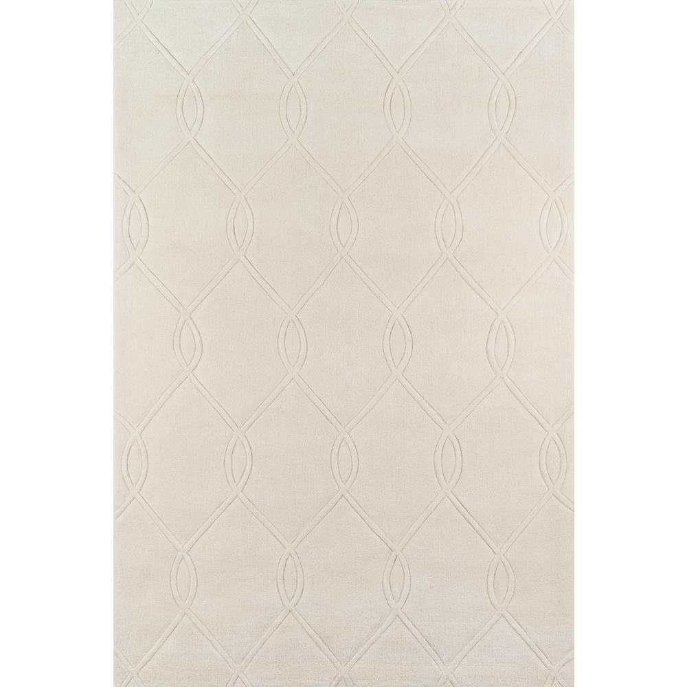 Bliss Ivory 3 ft. 6 in. x 5 ft. 6 in.