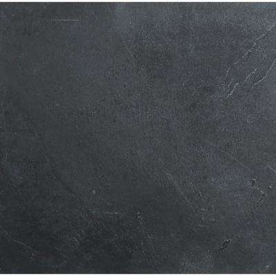 Black Slate Tile Natural Stone Tile The Home Depot