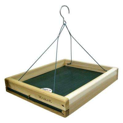 3-in-1 Platform Bird Feeder