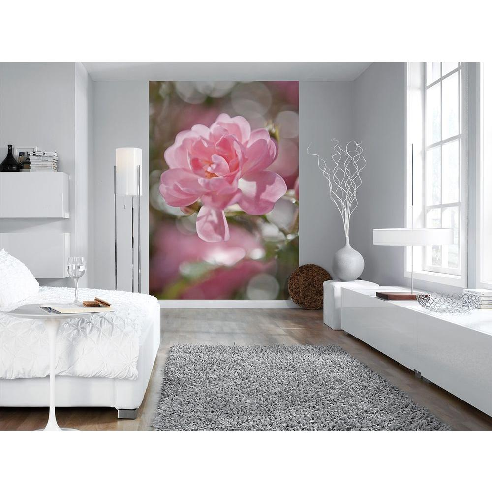 Komar 10 in x 72 in Bouquet Wall Mural 4 713 The Home Depot