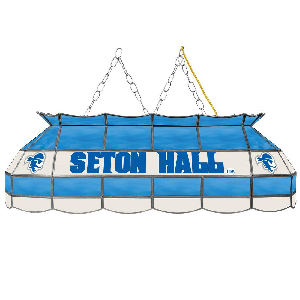 Trademark Global Seton Hall University 40 In. Gold Tiffany