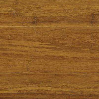 Strand Woven Harvest 3/8 in. T x 4.92 in. W x 36-1/4 in. L Solid Bamboo Flooring