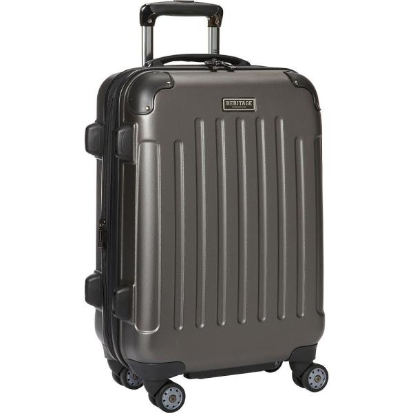 Heritage ''Logan Square'' Collection Lightweight Hardside ABS 8-Wheel Expandable
