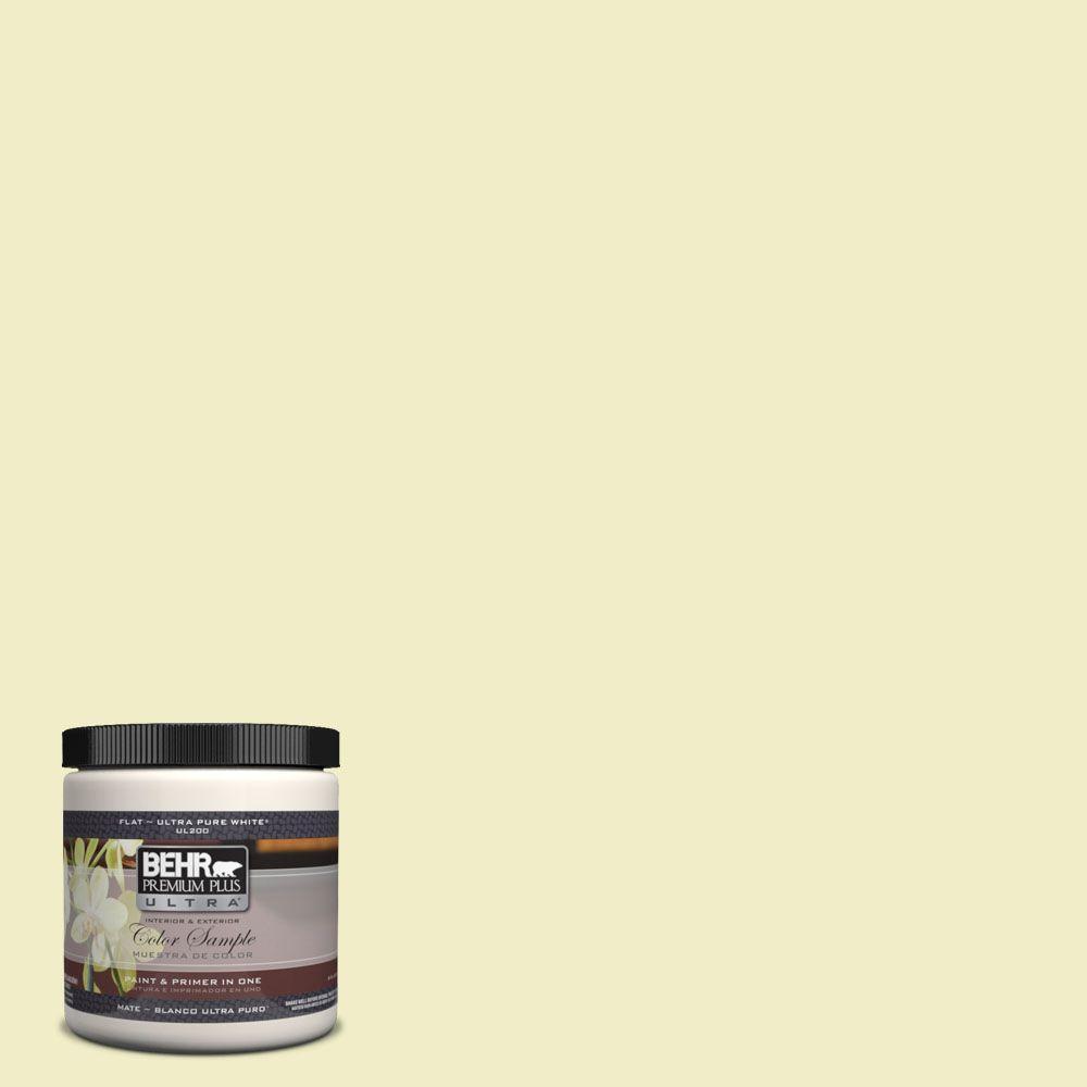 BEHR Premium Plus Ultra 8 oz. #400C-2 Home Song Interior/Exterior Paint Sample
