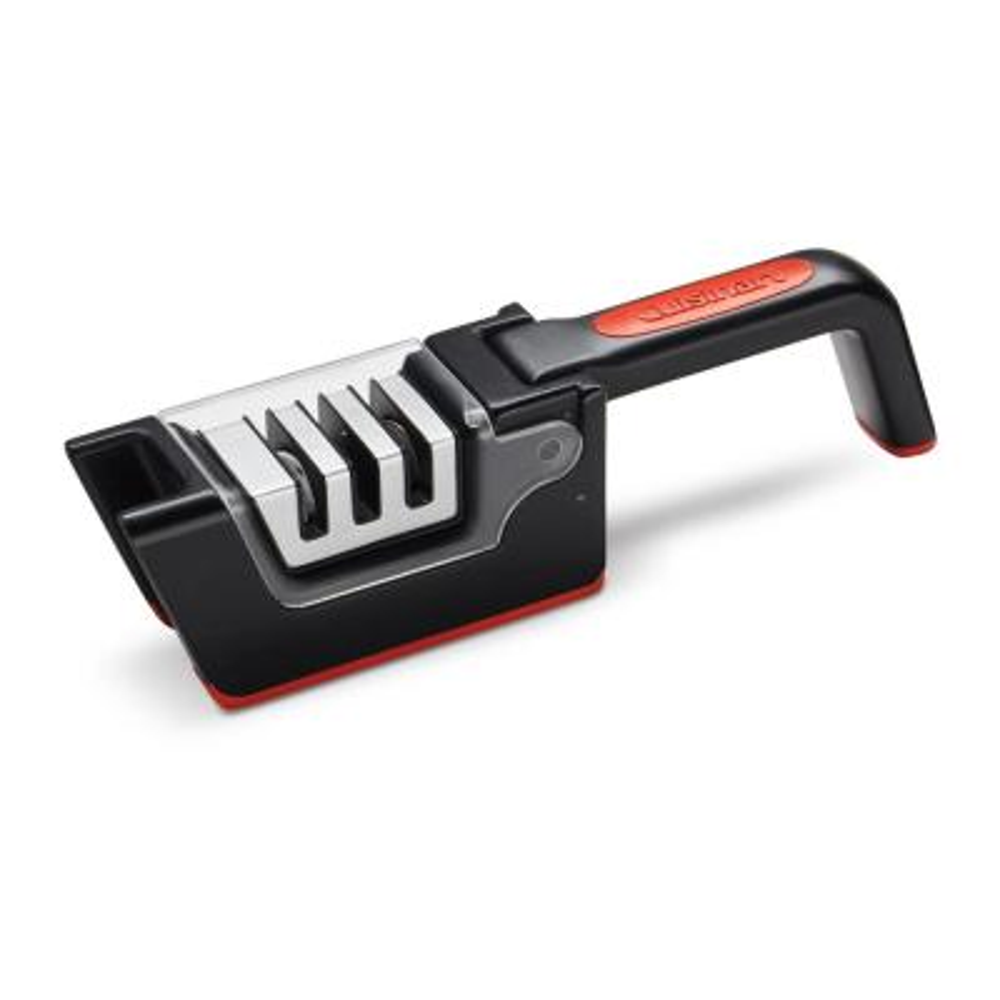 3-Slot Foldable Knife Sharpener