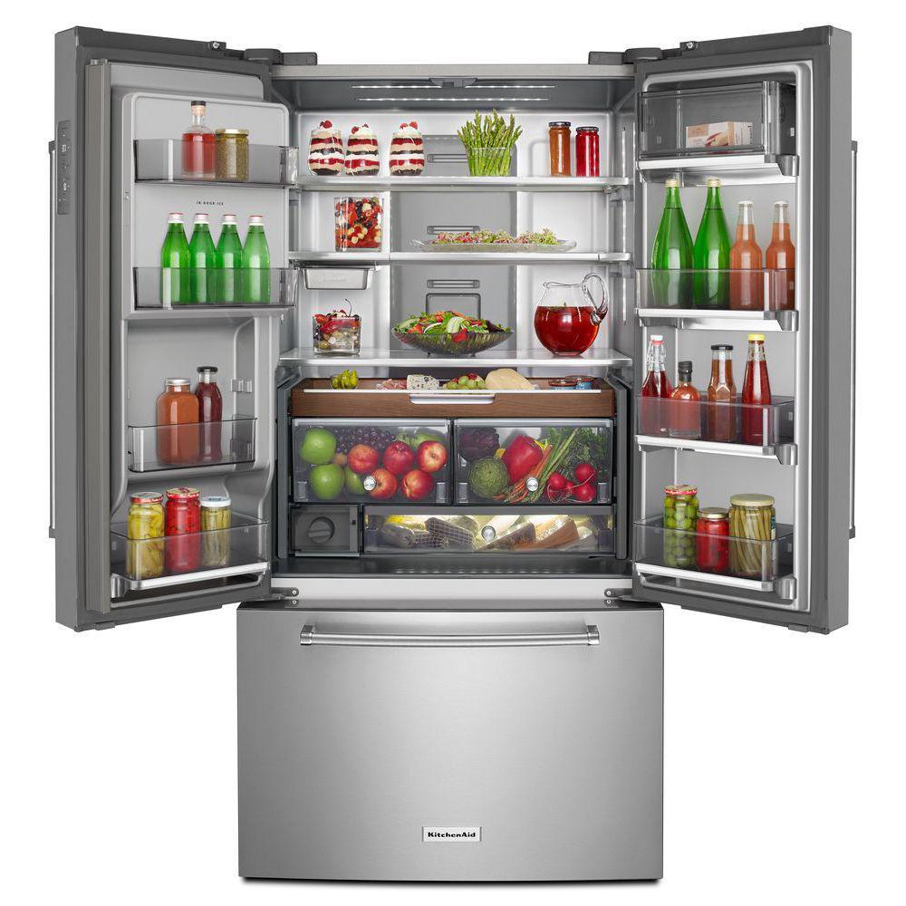 Best Kitchenaid Platinum Interior