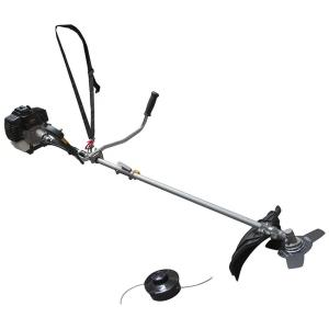 Power King 17 inch 43 cc Gas Straight Shaft String Trimmer Combo Kit with 10... by Power King