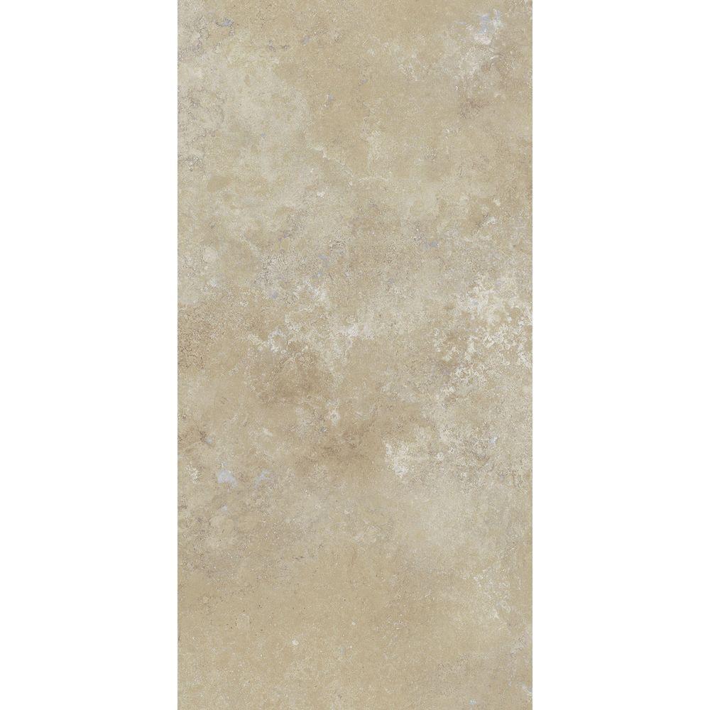 Allure 12 in. x 24 in. Golden Travertine Luxury Vinyl Tile Flooring (24 sq. ft. / case)