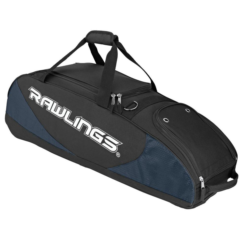 null Player Preferred PPWB Travel and Luggage Case for Baseball, Softball - Navy