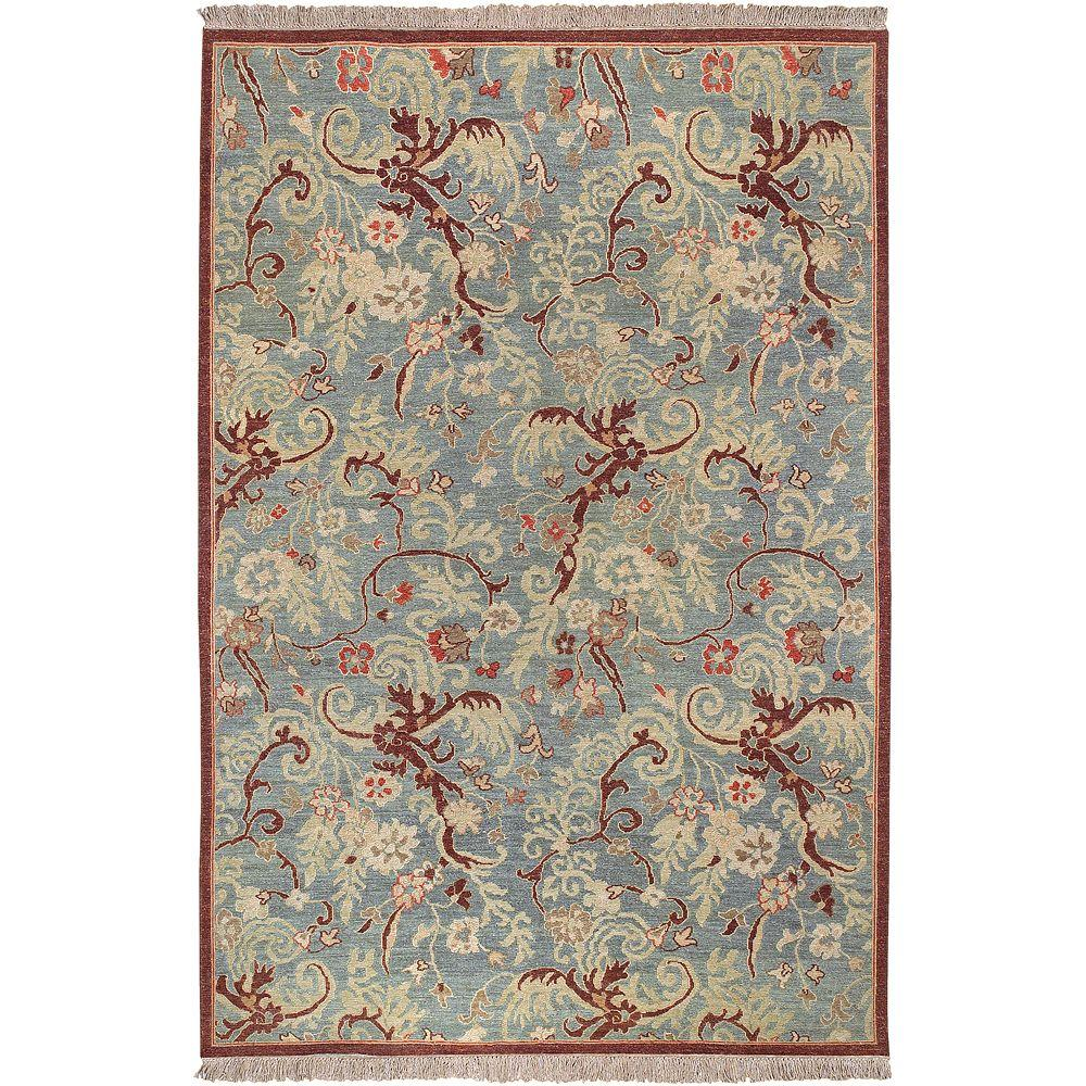 Artistic Weavers Cabos Blue 8 ft. x 10 ft. Area Rug