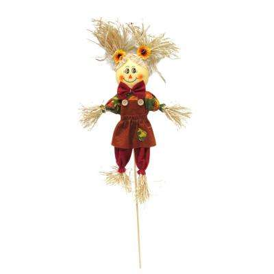 24 in. Harvest Scarecrow 6 Assorted