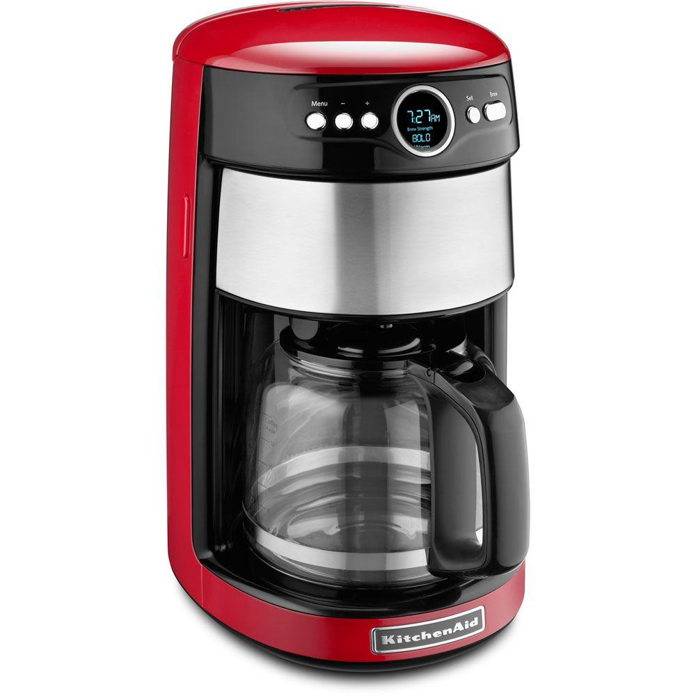 KitchenAid 14-Cup Programmable Coffee Maker