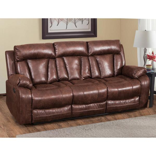 Boyel Living Reclining Couch Recliner