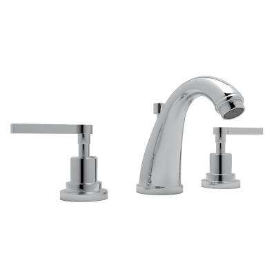Avanti 8 in. Widespread 2-Handle Bathroom Faucet in Polished Chrome