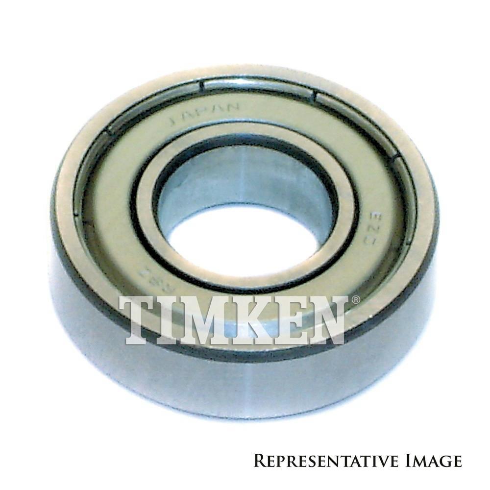 Alternator Bearing fits 1986-1992 Yugo GV Cabrio,GV GVL