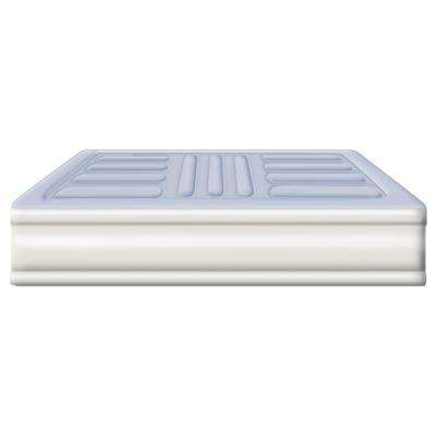 18 in. King Lumbar Supreme with Adjustable Tri-Zone Lumbar Support Air Bed Mattress with Built-in Pump