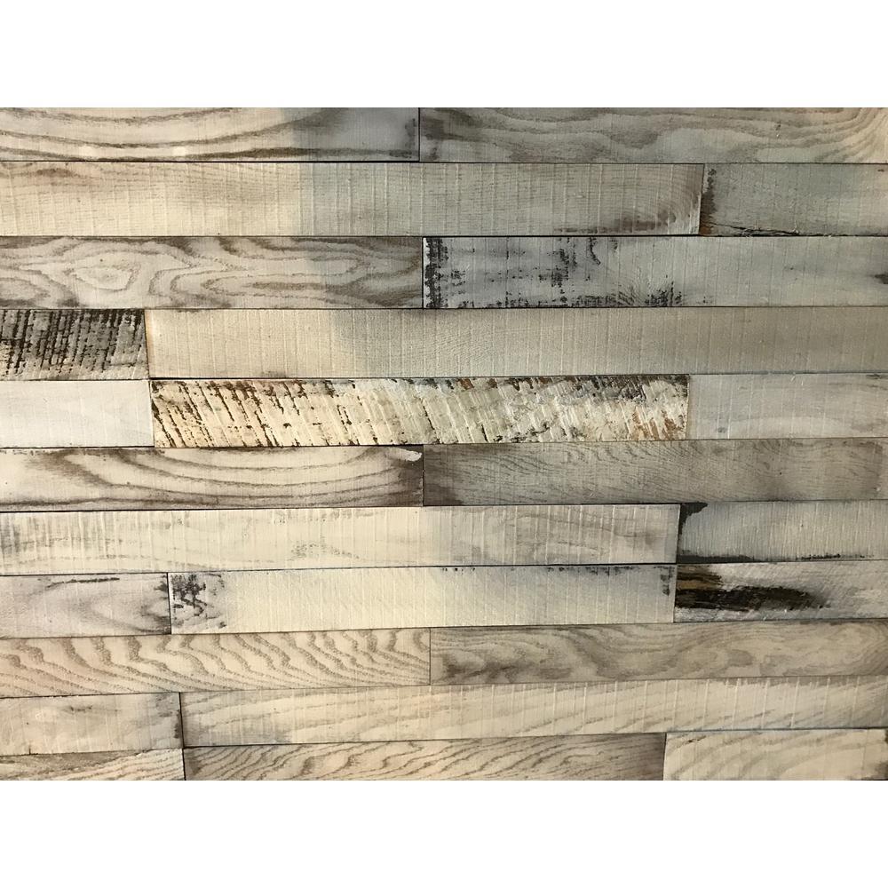 Whitewashing Wood: Shiplap Plank 0.5 In. H X 3.5 In. W X 1 Ft.