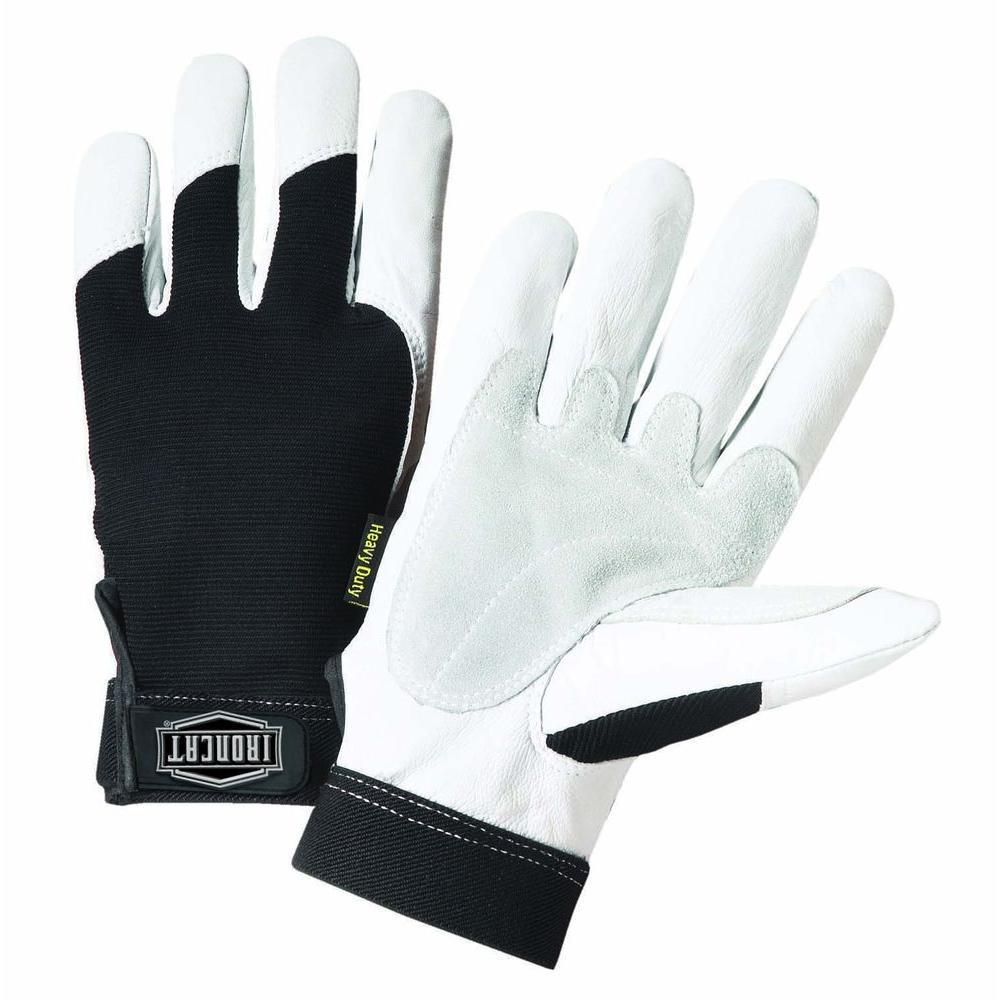 Heavy Duty Grain Goatskin Gloves