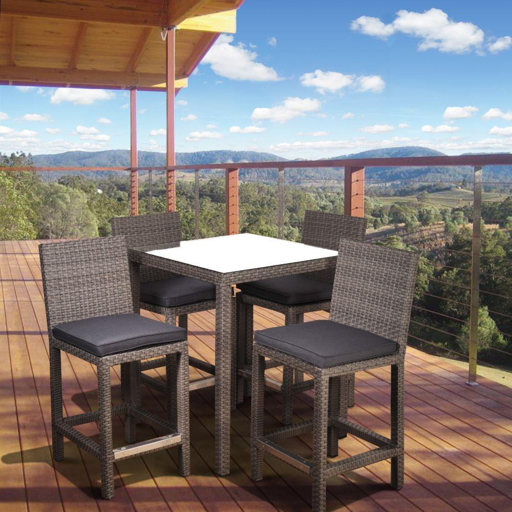 Outdoor Patio Furniture Bar Sets