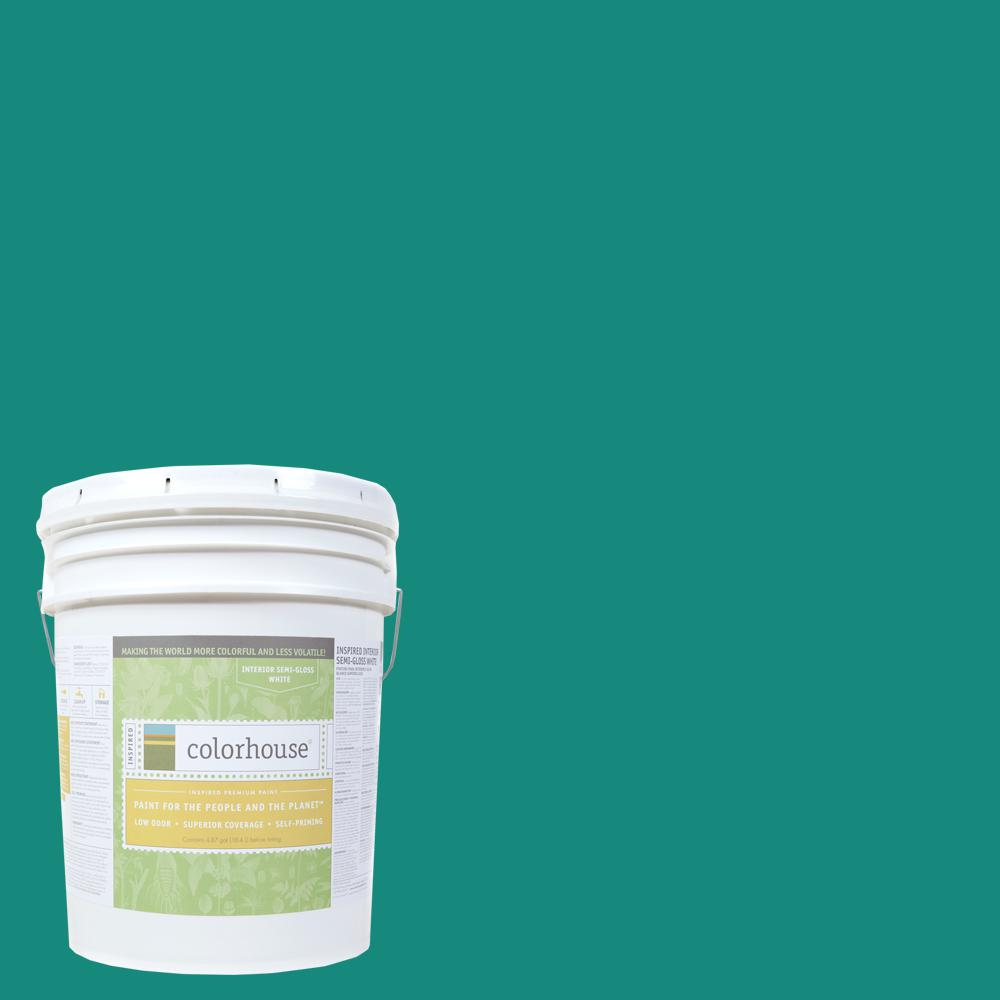 Colorhouse 5 gal. Dream .05 Semi-Gloss Interior Paint