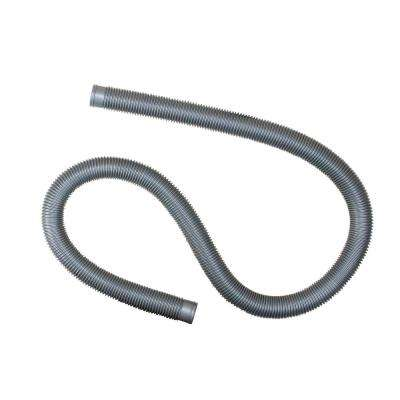 6 ft. x 1.5 in. Heavy-Duty Silver Pool Filter Connect Hose