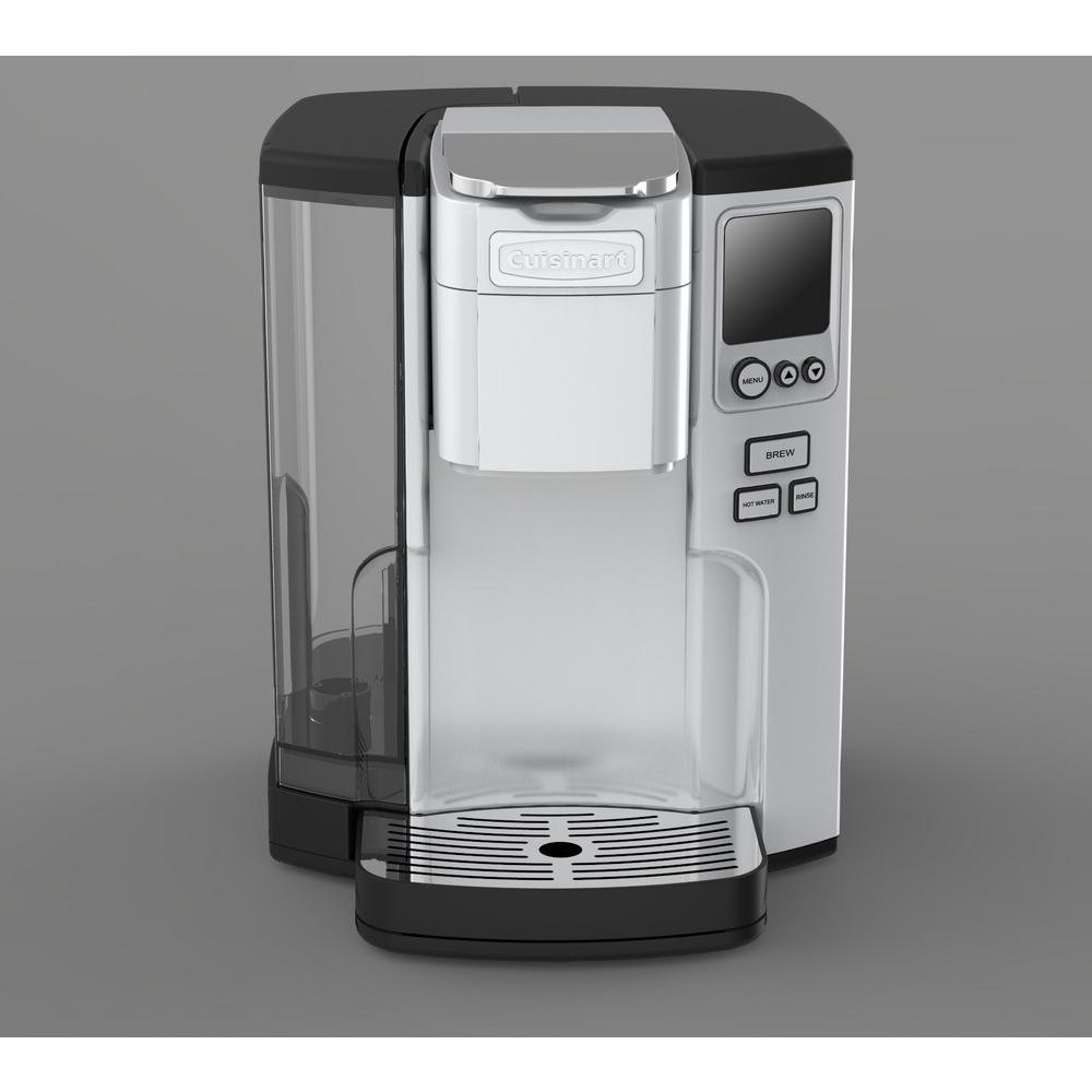 Cuisinart Premium Single Serve Coffee Brewer Ss 10 The Home Depot