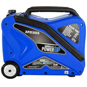 3150watt gas powered digital inverter portable generator