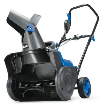 15 in. 40-Volt  Single-Stage Cordless Electric Snow Blower (Tool Only)
