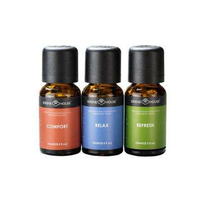 100% Natural Essential Oil Spa Set