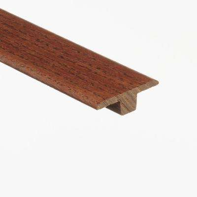 Oak Winchester 3/8 in. Thick x 1-3/4 in. Wide x 94 in. Length Hardwood T-Molding