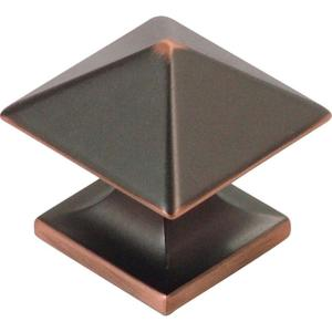 Hickory Hardware Studio Collection 1 in. Oil-Rubbed Bronze ...