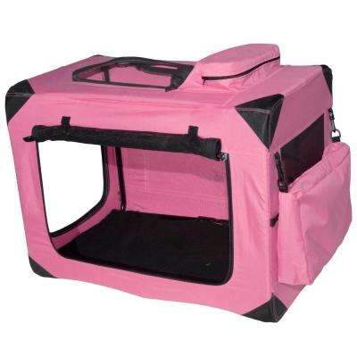 Generation II 27.5 in. x 18 in. x 21 in. Deluxe Portable Soft Crate
