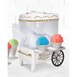 Nostalgia Vintage Collection Snow Cone Maker-SCM-502