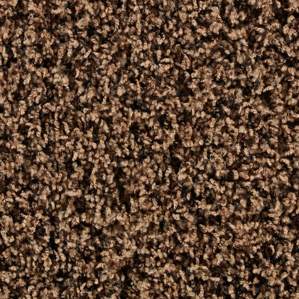Martha Stewart Living Dumbarton Nutmeg Tonal 6 in. x 9 in. Take Home Sample-DISCONTINUED