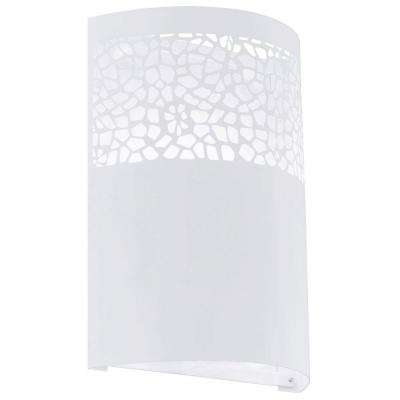 Carmelia 1-Light White Sconce