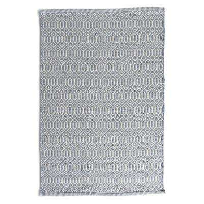 Raga Light Blue 2 ft. x 3 ft. Indoor/Outdoor Area Rug