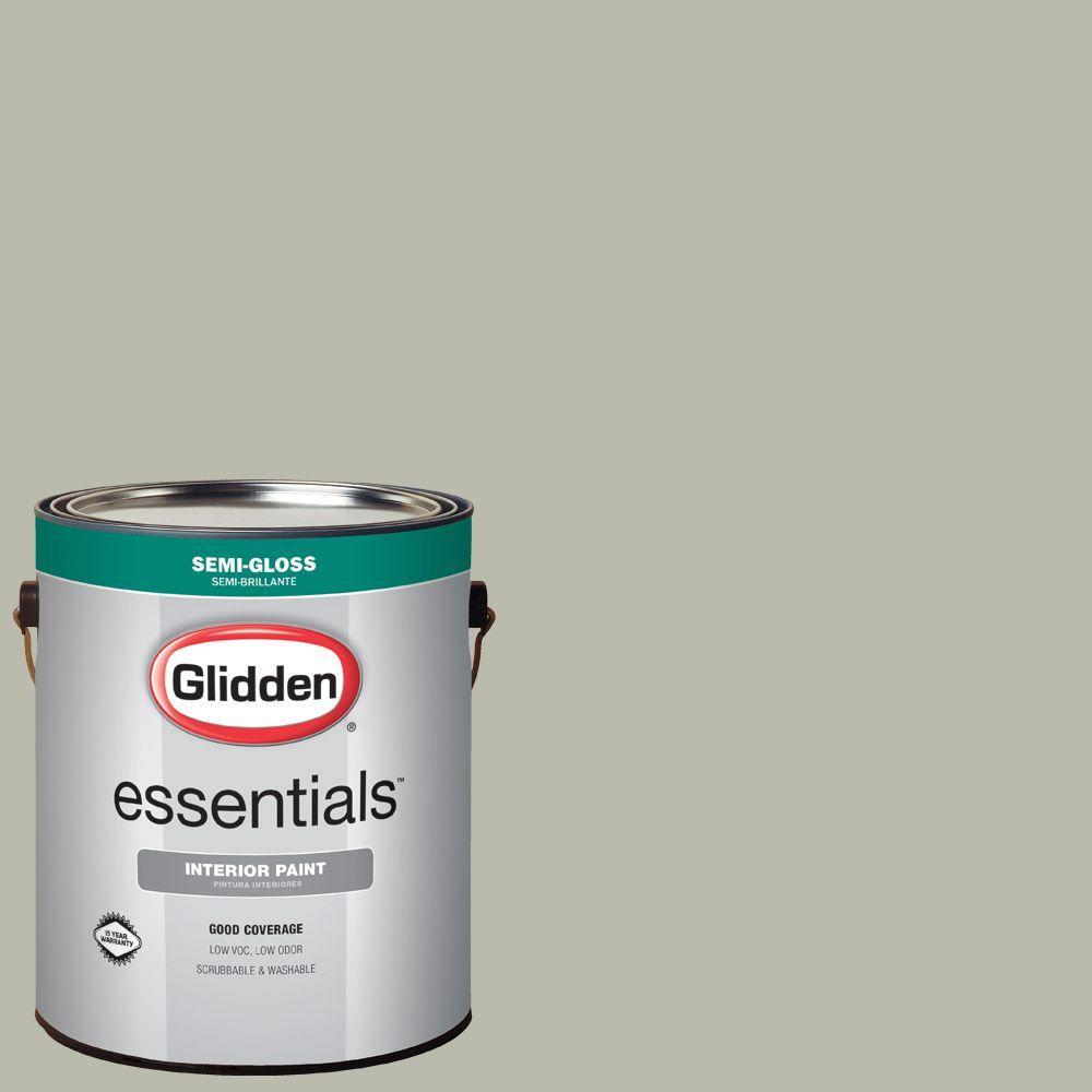 Hdgcn07 Silver Green Vine Semi Gloss Interior Paint