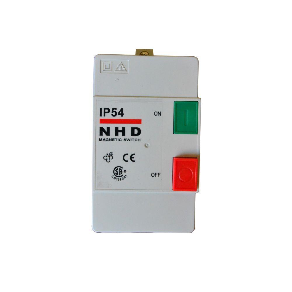 Magnetic Starter Switch for 10 HP 440-Volt / 60 Hz / 3 ph
