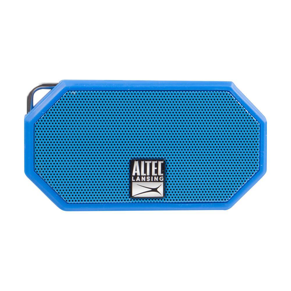 Mini H20 3 Cobalt Blue Grill Speaker