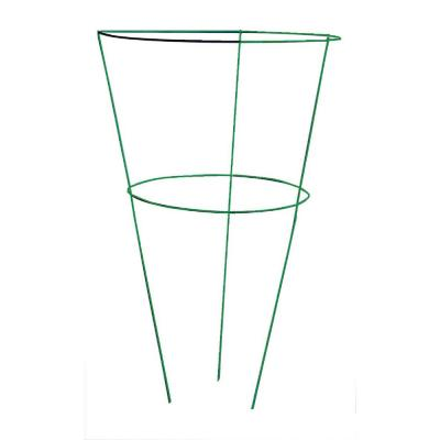 30 in. Heavy Duty Galvanized Peony Plant Support (5-Pack)