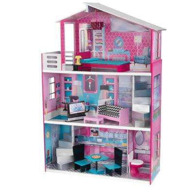 Breanna 18 in. Dollhouse