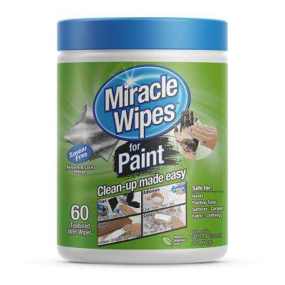 24 oz. Paint MiracleWipes (60-Count)