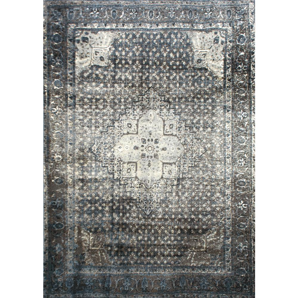 Nuloom Vintage Kellum Blue 7 Ft 10 In X 11 2 Area Rug Owtc02a 7100112 The Home Depot
