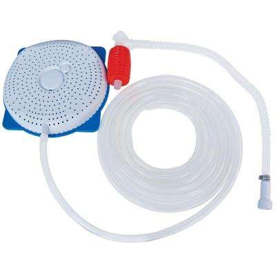 Swimming Pool Cover Drain Kit for Above Ground Pool